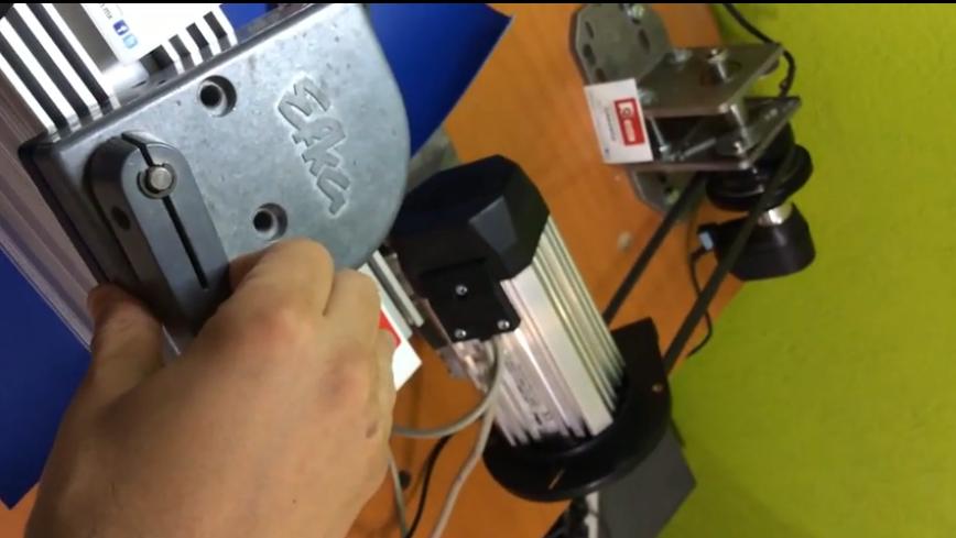 Reparación caja de control electrónica EFKA DA320G