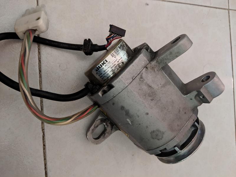 Venta de motor para caja electrónica JUKI SC-800