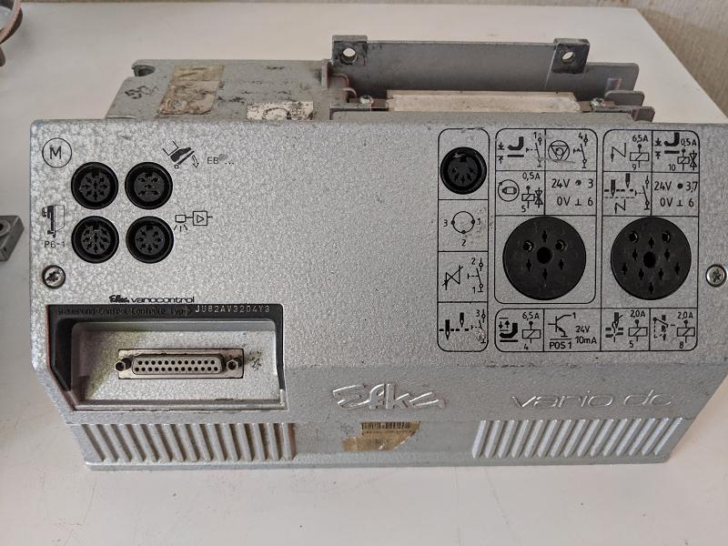 Reparación de caja EFKA JU82