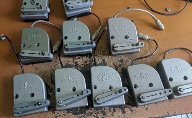 Pedal EFKA EB301 venta